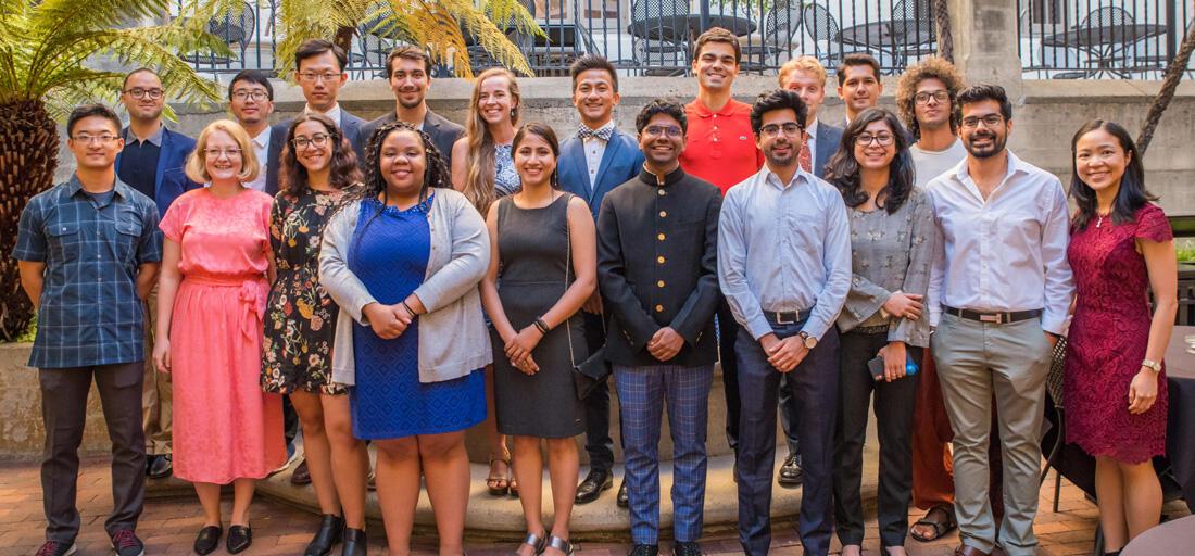 2019 - 2020 Scholarship Recipients