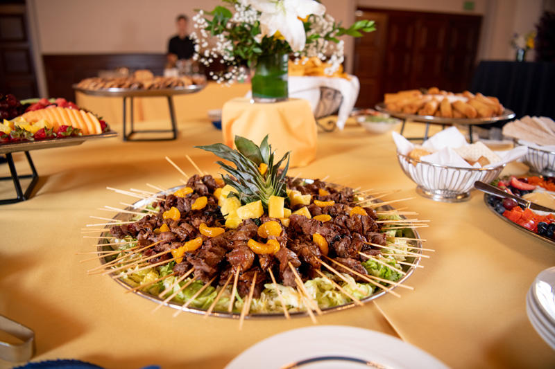 Catering Services | International House at UC Berkeley