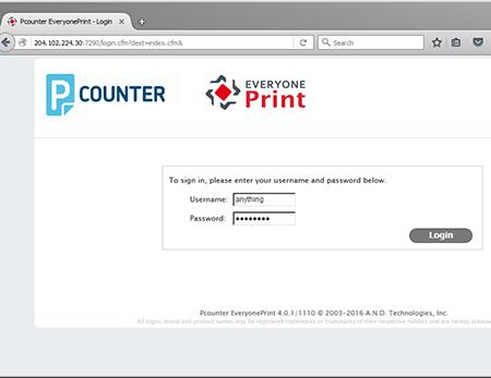 Printing step 1 screenshot