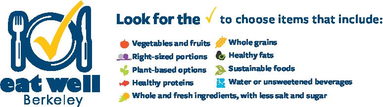 Wellness Eat Well Berkeley