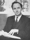 Sir Albert Sloman (IH 1946-47)