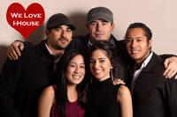 Sunny Lai, Monique Porsandeh, William Casper-Ortiz, Jose Garcia & Hector Mendoza