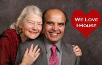 Helen & Raj Desai (IH 1951-53)
