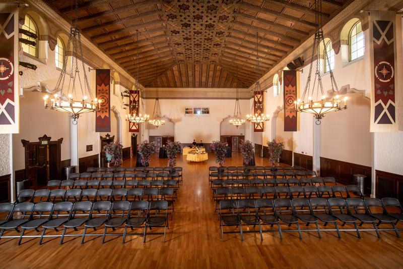 Chevron Auditorium