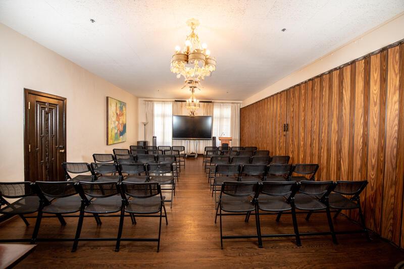 Ida Sproul Room
