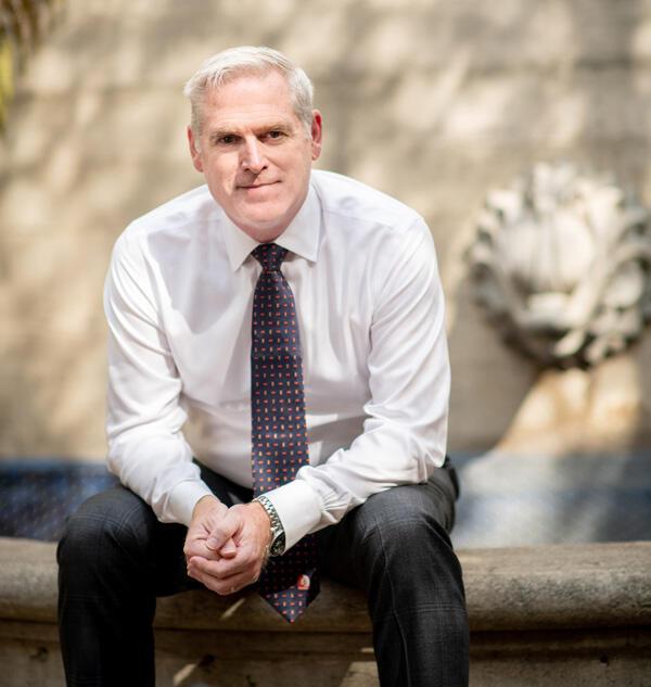 Shaun Carver, Executive Director