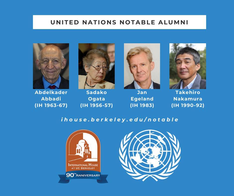 United Nations Notable Alumni