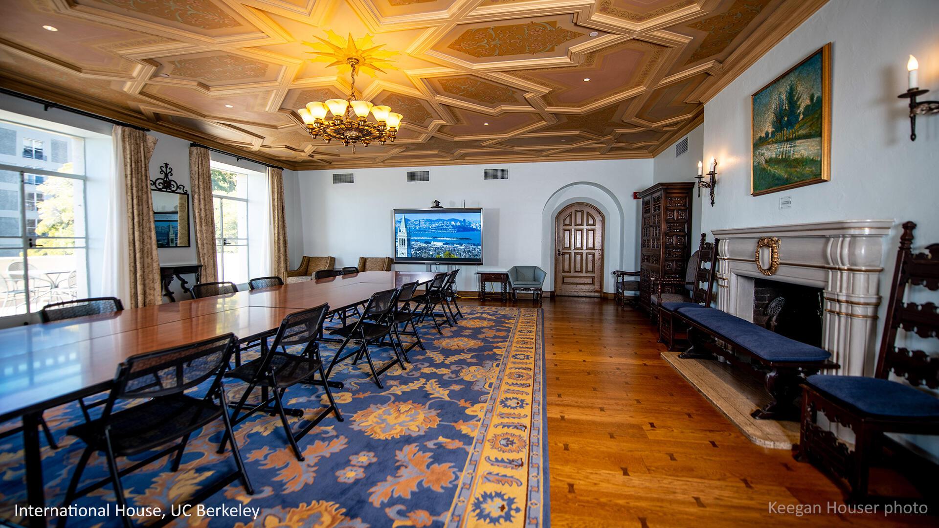 I-House Home Room
