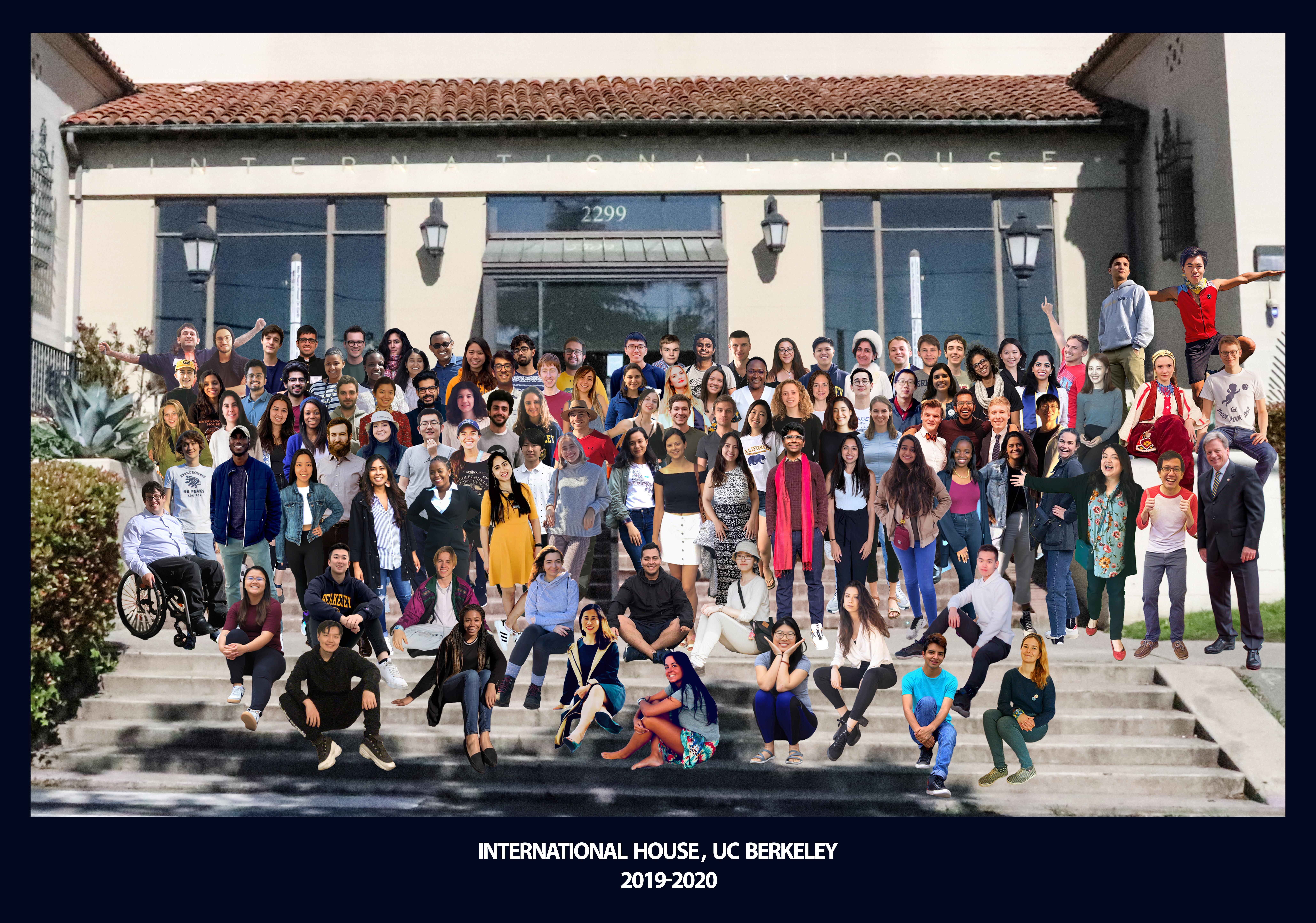 International House 2019 - 2020
