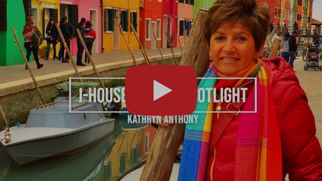 Kathryn Anthony (IH 1976-79) Video Interview