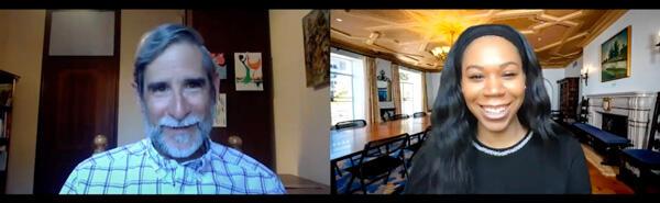 Martin Brennan Oral History Interview with Chan'Cellore Makanjuola