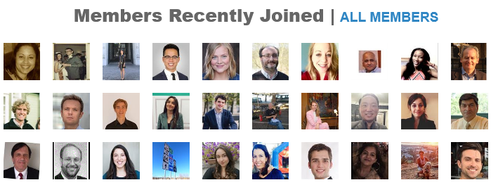 I-House Berkeley Connect New Members March 2021