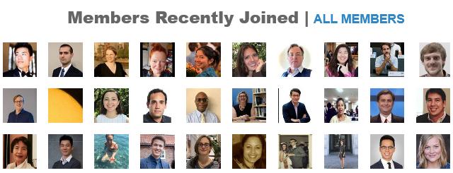 I-House Berkeley Connect New Members June 2021