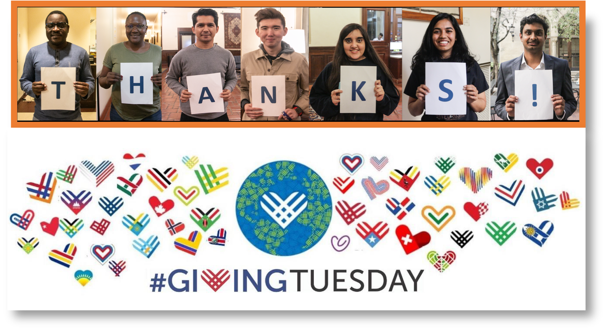 Thank You Giving Tuesday