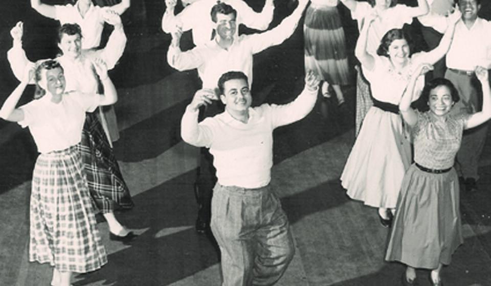 1952-55: International Programming