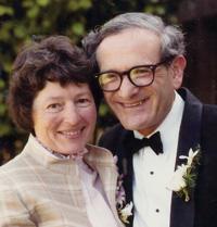 Arlene and Wolf Homburger