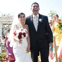 Sara Bakhtary (IH 2004) and Augusto Giovanni Gonzalez (IH 2003 - 04)