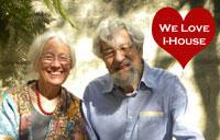 "Professor Hans Peter Duerr (1953-56) and Carol ""Sue"" Duerr"