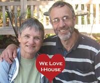 Valerie & Mel Forbes (IH '69-70)