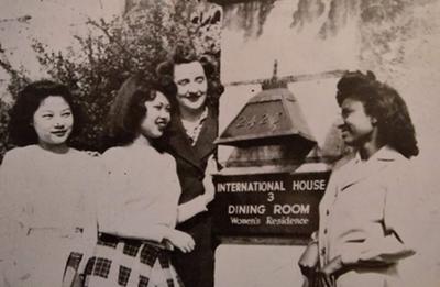 International House during World War II